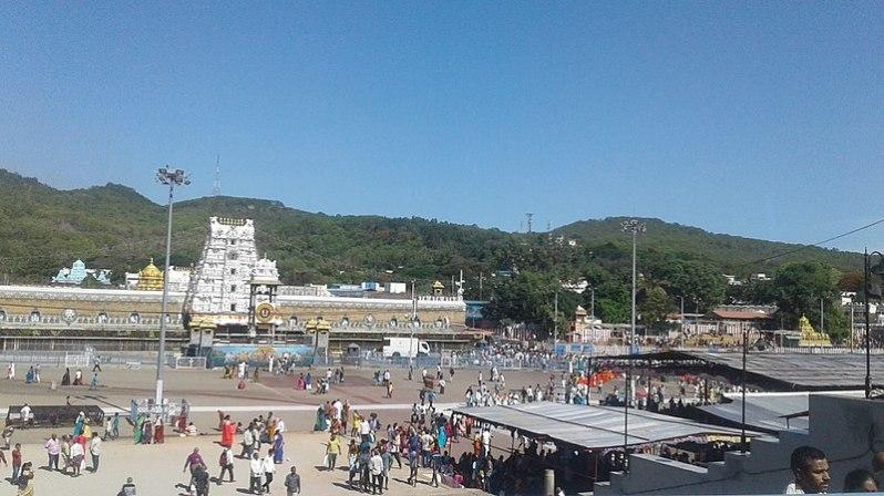 800px-Front_side_view_of_swami_Venkateshwara_temple,_Tirupati